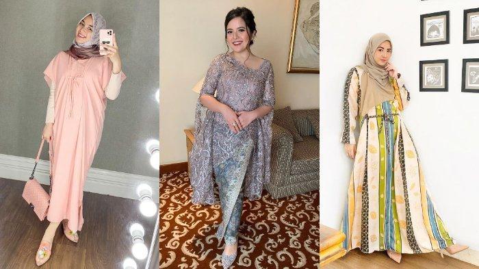 6 Inspirasi Fashion Lebaran Wanita, dari Gamis hingga Kebaya Modern, Bikin Makin Anggun