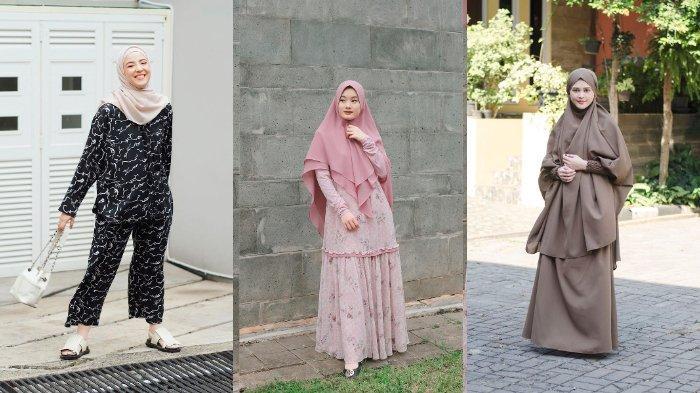 Tips Memilih Busana Muslim Untuk Sehari Hari Perhatikan 3 Hal Ini Tribunnews Com Mobile
