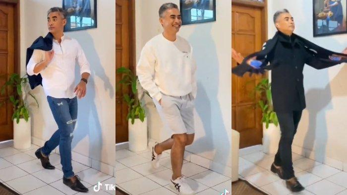 VIRAL Video Bapak-bapak Bergaya Bak Anak Muda, Akui Punya Gaya Berpakaian Sendiri, Begini Ceritanya