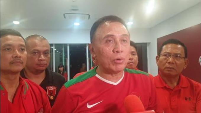 BREAKING NEWS Mochamad Iriawan Resmi Jadi Ketua Umum PSSI, Menang Telak Raih 82 Suara
