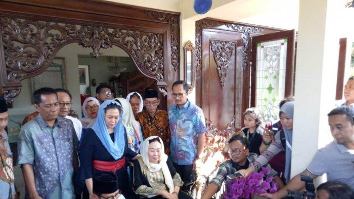 Kunjungi Sinta Nuriyah Wahid, Sandiaga Uno Ungkap Pesan yang Disampaikan oleh Istri Gus Dur