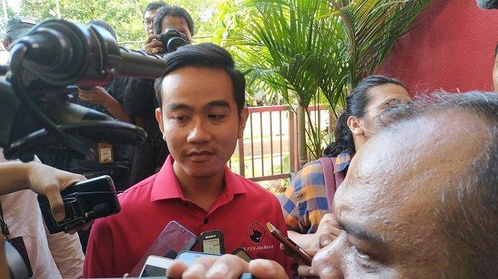 Optimis Dapat Rekomendasi Megawati di Pilkada Solo, Gibran Komitmen Tetap Berada di PDI Perjuangan