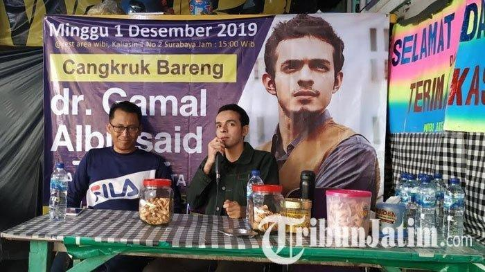Gamal Albinsaid Maju Pilwali Surabaya: Saya Pikir Restu Bukan ke Pak Sandiaga