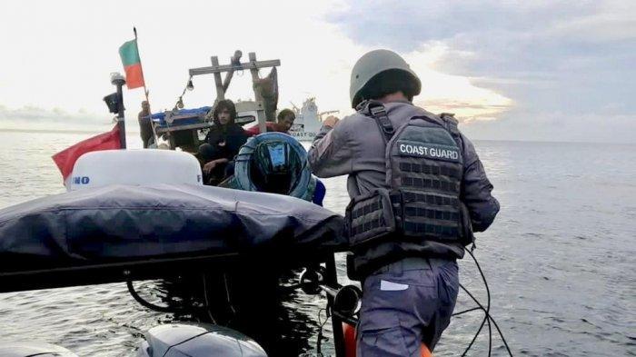 Tak Gentar Hadapi Coast Guard China, Bakamla Dapat Dukungan Senjata