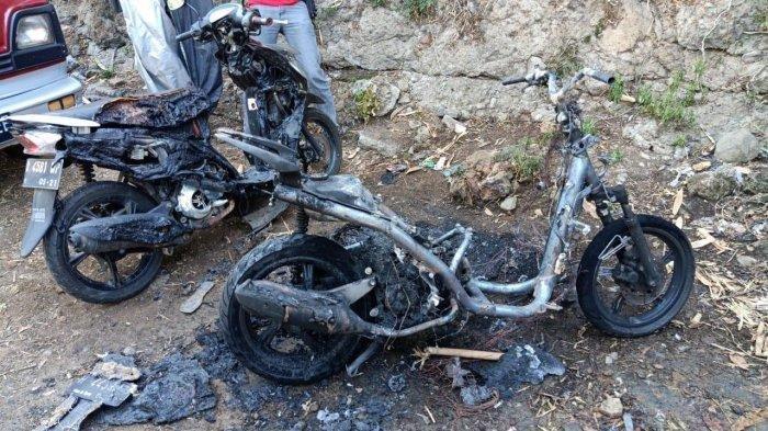Kisah Asmara Masni yang Berujung Nekat Bakar 2 Motor di Lahan Kosong di Candisari Semarang