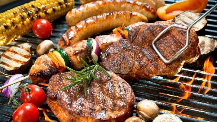 Tahun Baru Leher Sakit Setelah Pesta BBQ? Hati-Hati Kolesterol Tinggi