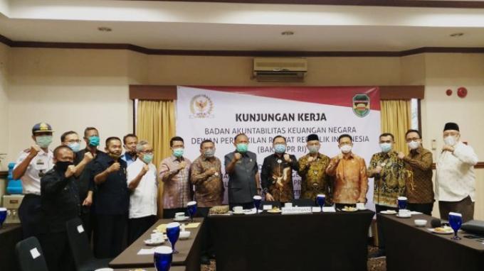 BAKN DPR Serap Aspirasi dari Petani dan Sopir Angkot di Purwakarta