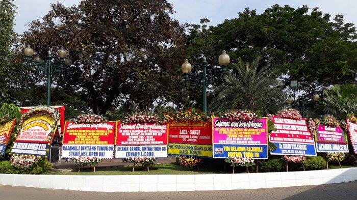 Sambut Gubernur Baru, Balai Kota DKI Jakarta Dipercantik