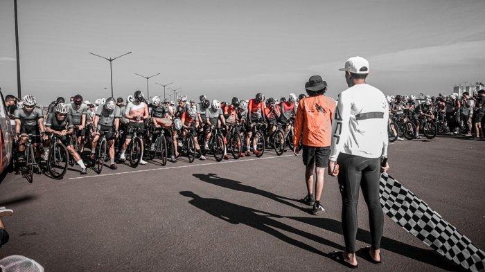 ASC Cycling Challenge Seri 2 Digelar di Jakarta: Diikuti 126 Atlet