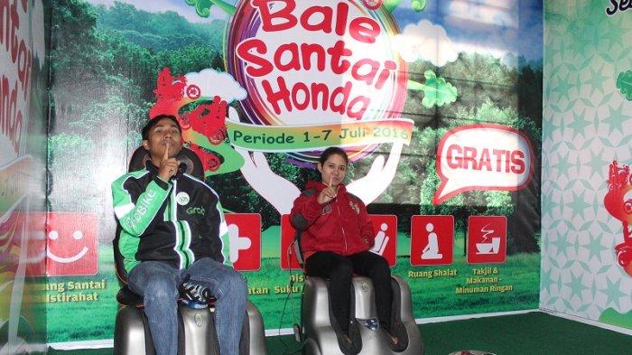 Mudik Naik Motor Via Jawa Barat? Jangan Lupa Istirahat Sejenak di Bale Santai Honda
