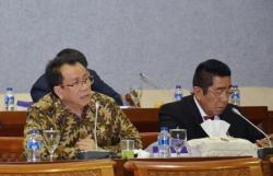 Badan Legislatif DPR Lakukan Pembahasan Terkait Hak Protokoler Anggota DPR