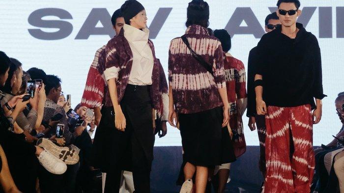 Bali Fashion Trend 2020, Kamis (7/11/2019) malam.