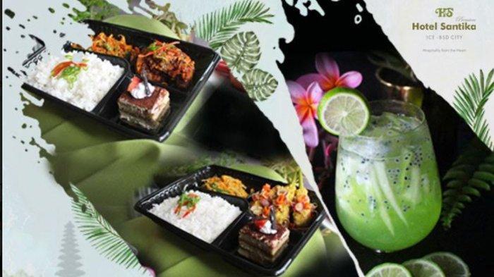 Rindu Nikmati Kuliner Bali? Yuk Cicipi Menu Khas Pulau Dewata di Hotel Santika Premiere ICE-BSD City