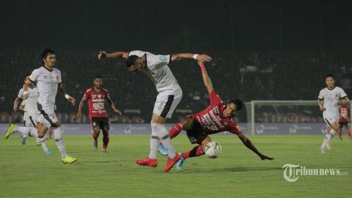 Mengenal Andhika Wijaya, Si Raja Kartu Merah Piala Menpora 2021 dari Bali United