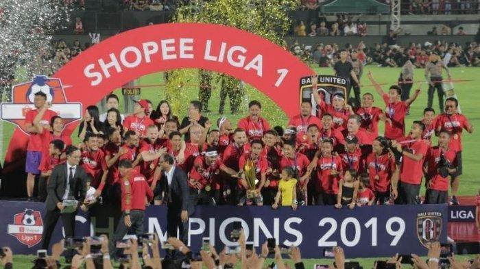 Liga 1 Bisa Punya Dua Juara Tahun 2021, Kok Bisa?