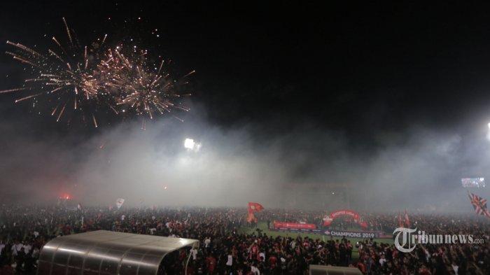 Bali United Terusir dari Kandang Gara-Gara Piala Dunia U-20 2021