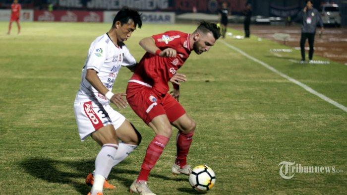 Rindu The Jakmania, Marko Simic: Kami Akhirya Kembali ke Stadion Patriot