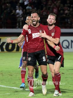 Pemain Bali United, Ilija Spasojevic