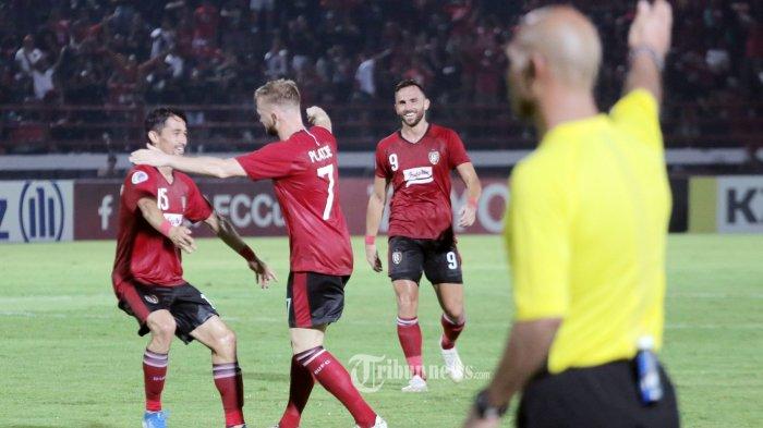 Daftar 19 Pemain yang Dibawa Bali United Hadapi Timnas U-23 Indonesia