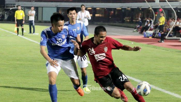Hasil Akhir Ceres Negros vs Bali United, Kalah Telak, Serdadu Tridatu Huni Dasar Klasemen
