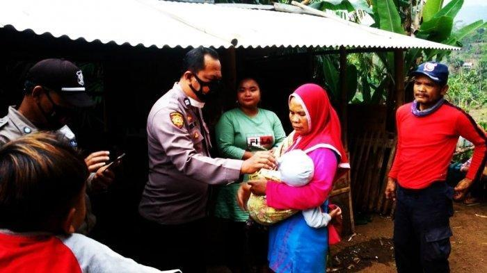 Cerita di Balik Balita Dititipkan ke Warung Dalam Keadaan Luka, Sang Ayah Alami Gangguan Jiwa