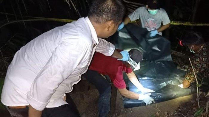 Gara-gara Bertengkar, Kakek di Pringsewu Dibunuh Putra Bungsunya