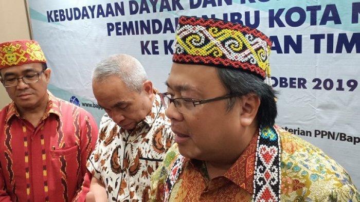 Tenaga Kerja Lokal Akan Diprioritaskan Dalam Pembangunan Ibu Kota Baru di Kalimantan Timur