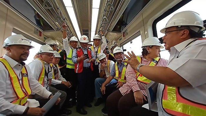 Gerbong Hingga AC LRT Jabodebek Diuji BPPT