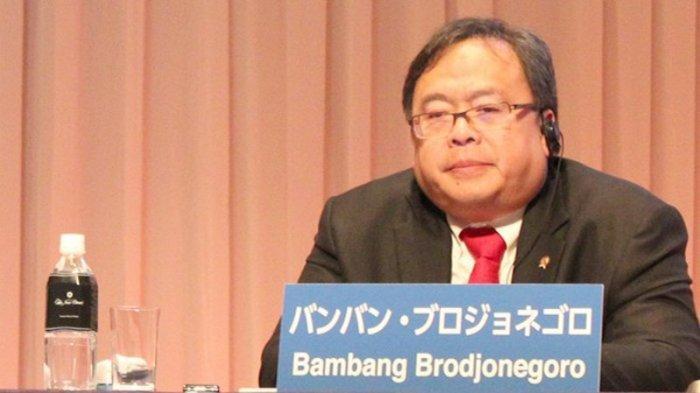 Menteri Ristek: Bos Jepang Masayoshi Son Tertarik Investasi Teknologi Informasi di Kalimantan