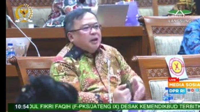 Menteri Riset dan Teknologi Nasional Bambang Brodjonegoro