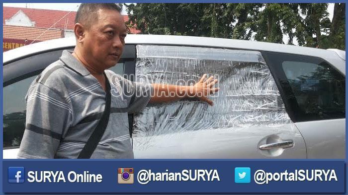 Korban Pelaku Pecah Kaca Jengkel Dipingpong Polisi, Laporannya Dianggap Angin Lalu