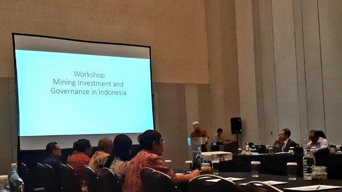 Perkuat Tata Kelola Minerba, Pemerintah Indonesia Jalin Kemitraan dengan Bank Dunia