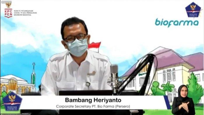 Stok Vaksin Terus Berdatangan, Bio Farma Optimistis Indonesia Bisa Capai Herd Immunity