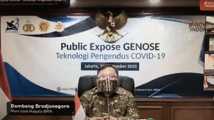Menristek: Indonesia Akan Punya Enam Jenis Vaksin Covid-19