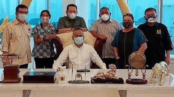 Bambang Soesatyo Siap Beri Dukungan Touring Ekspedisi Jelajah Kebangsaan Wartawan