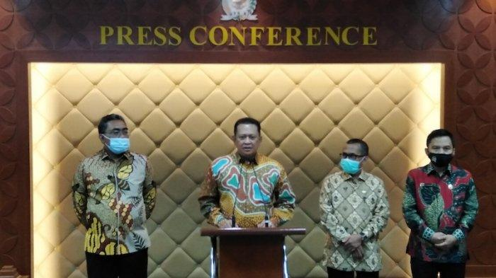 MPR Dorong Pemerintah dan DPR Selesaikan RUU Etika Penyelenggara Negara