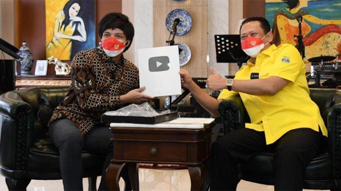 Raih Silver Play Button dari Youtube, Bamsoet akan Sosialisasikan Empat Pilar MPR RI Lewat TikTok