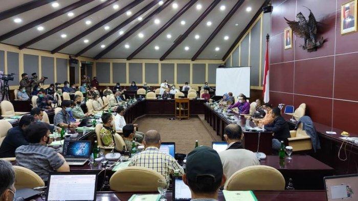 Bambang Soesatyo Harapkan Wartawan yang Meliput di Gedung MPR Harus Uji Kompetensi Wartawan
