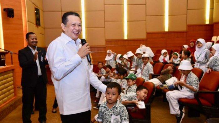 Bamsoet Dorong Pemda Alokasikan Dana APBD 20 Persen untuk Sektor Pendidikan