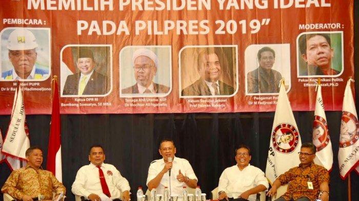 Ketua DPR: Pilihlah Capres yang telah Terbukti Berkinerja Dan Berprestasi kepada Bangsa dan Negara