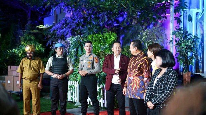 Tampil di Opera Van Java, Bamsoet Sosialisasikan Empat Pilar MPR RI dengan Gaya Ringan dan Jenaka