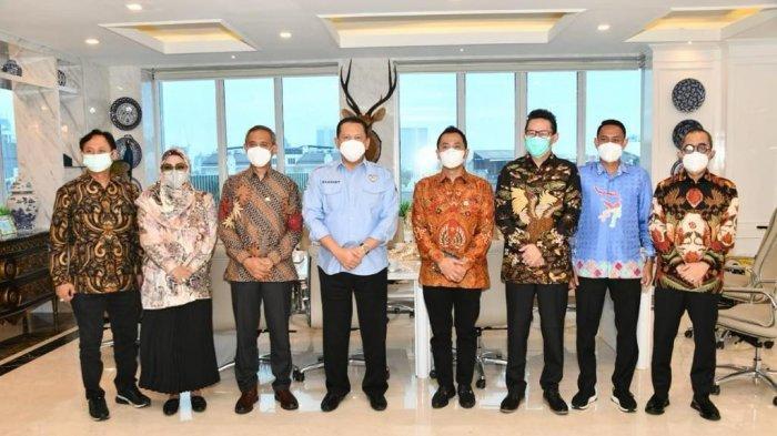 Bambang Soesatyo Tekankan Peningkatan Kolaborasi Dengan UMKM Saat Bersedia Jadi Penasehat APLI