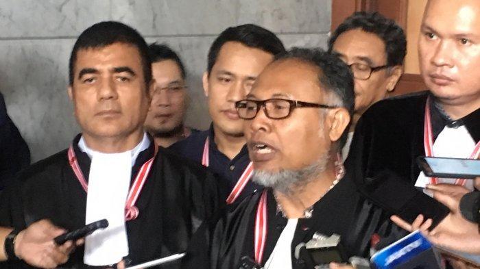 RDP Komisi III-KPK Tertutup, BW Rasakan Perbedaan Gaya Kepemimpinan Era Firli Bahuri