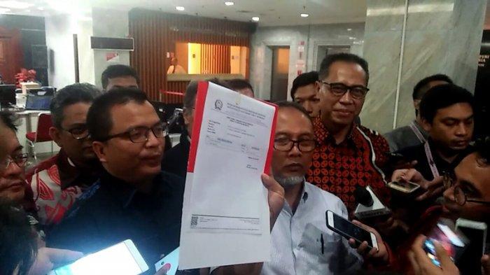 Respons TKN Terkait Kuasa Hukum Prabowo-Sandi Pertanyakan Status Ma'ruf Amin