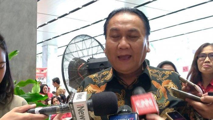 Ketua Bidang Pemenangan Pemilu DPP PDIP Bambang Wuryanto