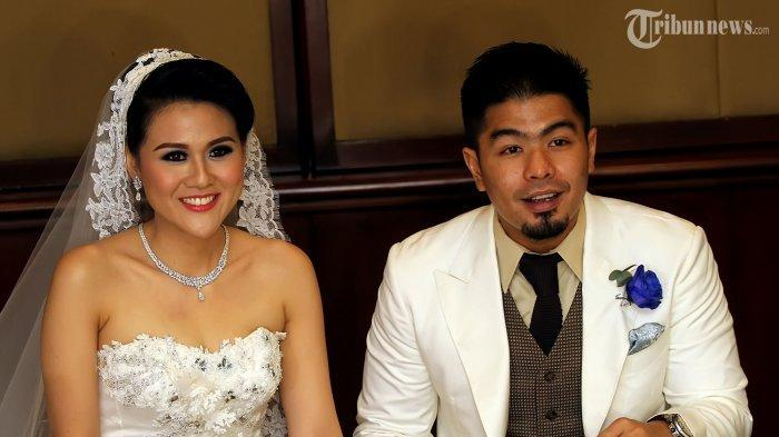 Istri Bams eks Samsons, Mikhavita Wijaya merasa nama baiknya tercemar terkait adanya isu selingkuh dengan sang mertua, Hotma Sitompul.