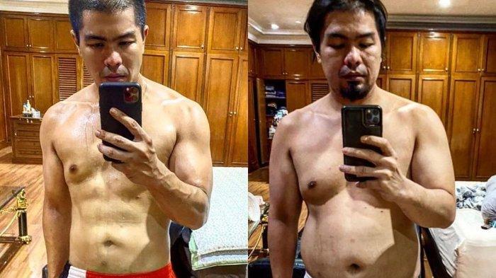 Berhasil Turunkan Berat Badan, Bams Eks Samsons Sempat Salah Lakukan Diet hingga Harus Operasi Lutut