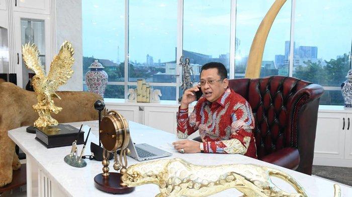 Terima Pengurus Maserati Club Indonesia, Bamsoet Dukung Kegiatan Bantuan Hukum Gratis