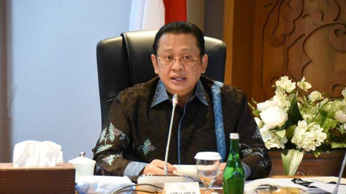 Terkait Pelaksanaan Vaksinasi Covid hingga Nilai Impor Indonesia, Ini Respon Ketua MPR RI