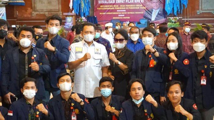 Bamsoet: Universitas Udayana Dukung MPR RI Miliki Kewenangan Susun dan Tetapkan PPHN